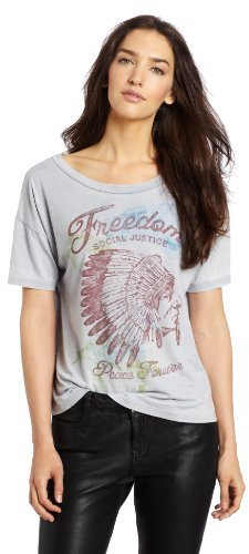 Chaser Women's Freedom Boxy Tee