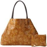 Big Buddha Jamelia Satchel Top Handle Bag