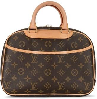 Louis Vuitton 2006 pre-owned Trouville Monogram tote bag
