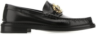Versace Medusa Chain Loafers
