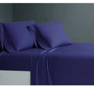 Sean John Solid Percale Sheet Set, Full Bedding