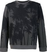 Aztech Mountain - 'Palm Daze' sweatshirt - men - Cotton - XS