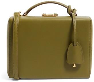 Mark Cross Leather Grace Box Bag