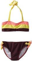 Gossip Girl Big Girls' Sunday Funday Two Piece Bikini