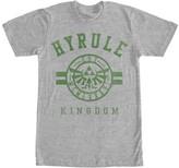 Zelda Men's Tee Shirts ATH - The Legend of Zelda 'Hyrule Kindgom' Tee - Men