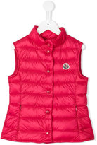 Moncler padded vest - kids - Polyamide/Feather/Goose Down - 6 yrs