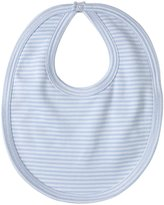 Kissy Kissy Bib Simples Stripes - Blue - blue size: one