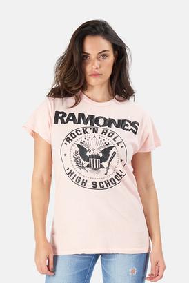 MadeWorn Ramones Rock n Roll High School Tee