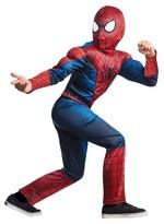 Spiderman The Amazing 2 Deluxe Boys' Costume