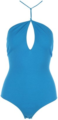 Bottega Veneta Open Back Bodysuit