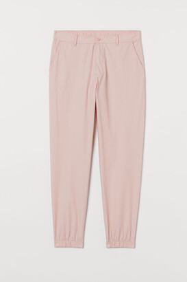 H&M Cotton joggers