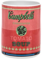 Rosenthal Campbell's Soup Cylindrical Vase
