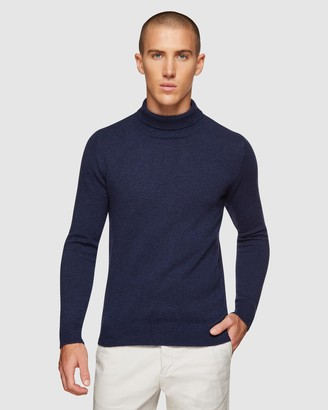 Oxford Noah Turtle Neck Knit