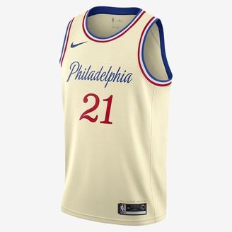 Nike NBA Swingman Jersey Joel Embiid 76ers City Edition