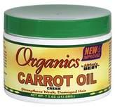 Africa's Best Africas Best Organics Carrot Oil Cream, 7.5oz