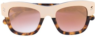 Stella McCartney Retro Square Sunglasses