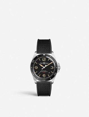 Bell & Ross BRV292-HER-ST/SRB V2-92 Steel Heritage watch