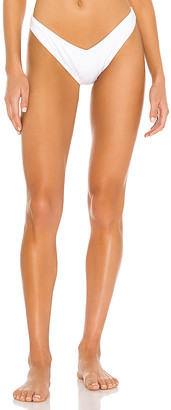 Tori Praver Swimwear Spencer High Leg Bikini Bottom