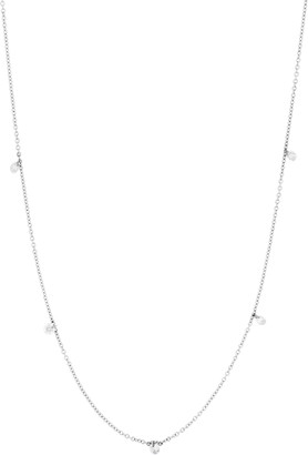 Bony Levy Floating Diamond Necklace