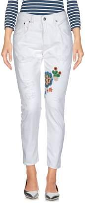(+) People + PEOPLE Denim pants - Item 42630587XK