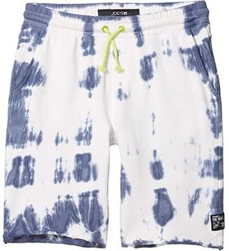 Joe's Jeans Tie-Dye Knit Shorts (Big Kids) (Tie-Dye) Boy's Shorts