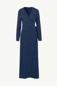 MBYM Evelia Dotto Print Dress - XS