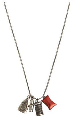 Marni Waste metal necklace