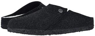 Birkenstock Zermatt Shearling (Anthracite Wool/Shearling) Shoes