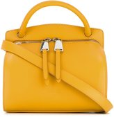 Jil Sander removable strap mini tote