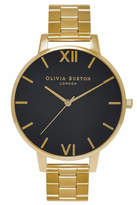 Olivia Burton Gold Bracelet Watch