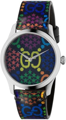 Gucci GG Psychedelic G-Timeless watch, 38mm