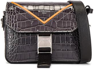 Givenchy Cross Body Bag in Grey & Orange | FWRD