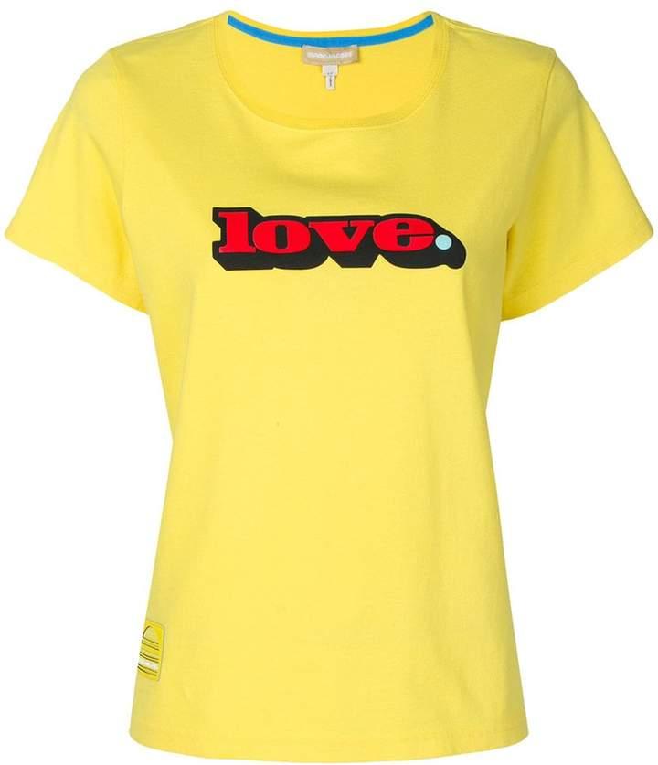 Marc Jacobs love print T-shirt