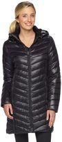 Tek Gear Women's Hooded Long Puffer Jacket