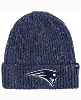 '47 New England Patriots NFL Back Bay Cuff Knit Hat