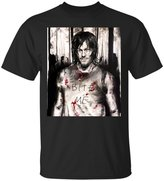 Emily Gift Shop Bite Me, Daryl Dixon, The Walking Dead Tv Series T-Shirt-Unisex