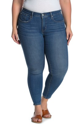 "Levi's 310 Shaping Stretch Super Skinny Jeans - 30-34"" Inseam (Plus Size)"