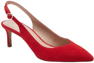 Banana Republic Madison 12-Hour Low Slingback Pump