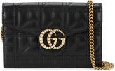 Gucci GG Marmont matelassé bag - women - Leather/metal - One Size