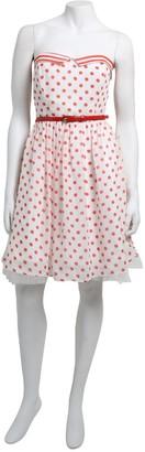 Little Mistress Red Polka Dot 50's Style Dress