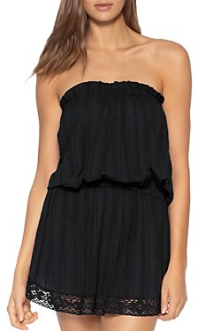 Soluna Starbright Mini Dress Swim Cover-Up