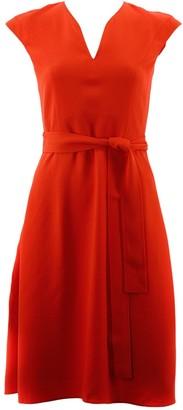 HUGO BOSS Orange Dress for Women