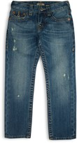 True Religion Boys' Geno Relaxed Slim Classic Jeans