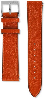 Gucci Grip leather watch strap, 38mm