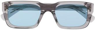 RetroSuperFuture Augusto rectangular-frame sunglasses