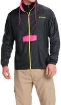 Columbia Flashback Windbreaker Jacket (For Men)