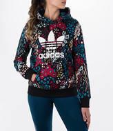 adidas Women's Originals Trefoil Logo Hoodie