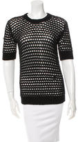 Derek Lam Open Knit Sweater
