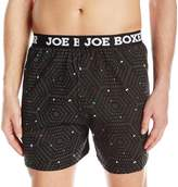 Joe Boxer Men's Tidbits Novelty Loose Boxer