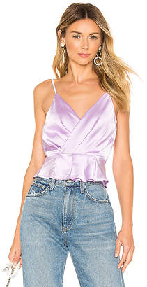 superdown Ventura Surplice Cami Top